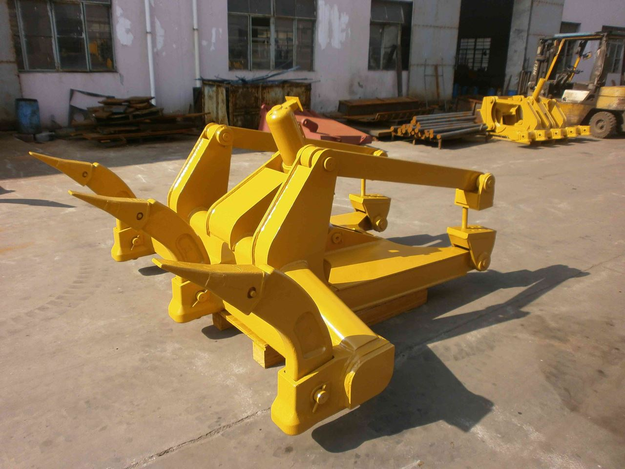 Dozer CAT D7R/H Rippers For Sale NZ | Heavy Machinery Equipment