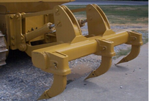 Picture of Dozer CAT D3G/ D4G/ D5G MS Rippers