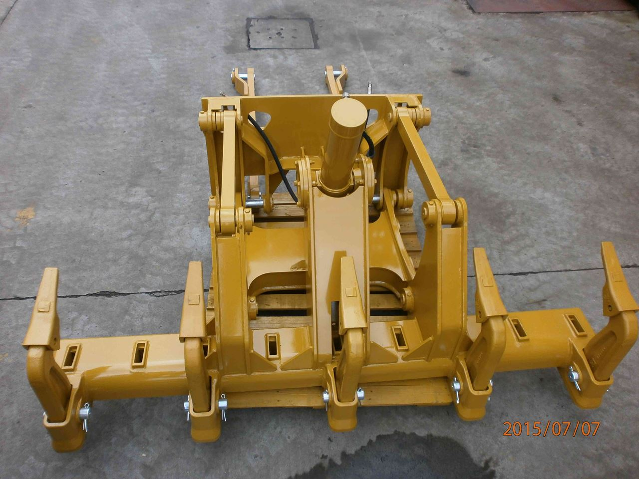 Picture of Grader CAT 160M, 140M, 12M MS Rippers