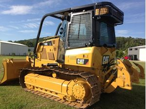 Picture of CAT Dozer D3K, D4K, D5K sweeps and guards