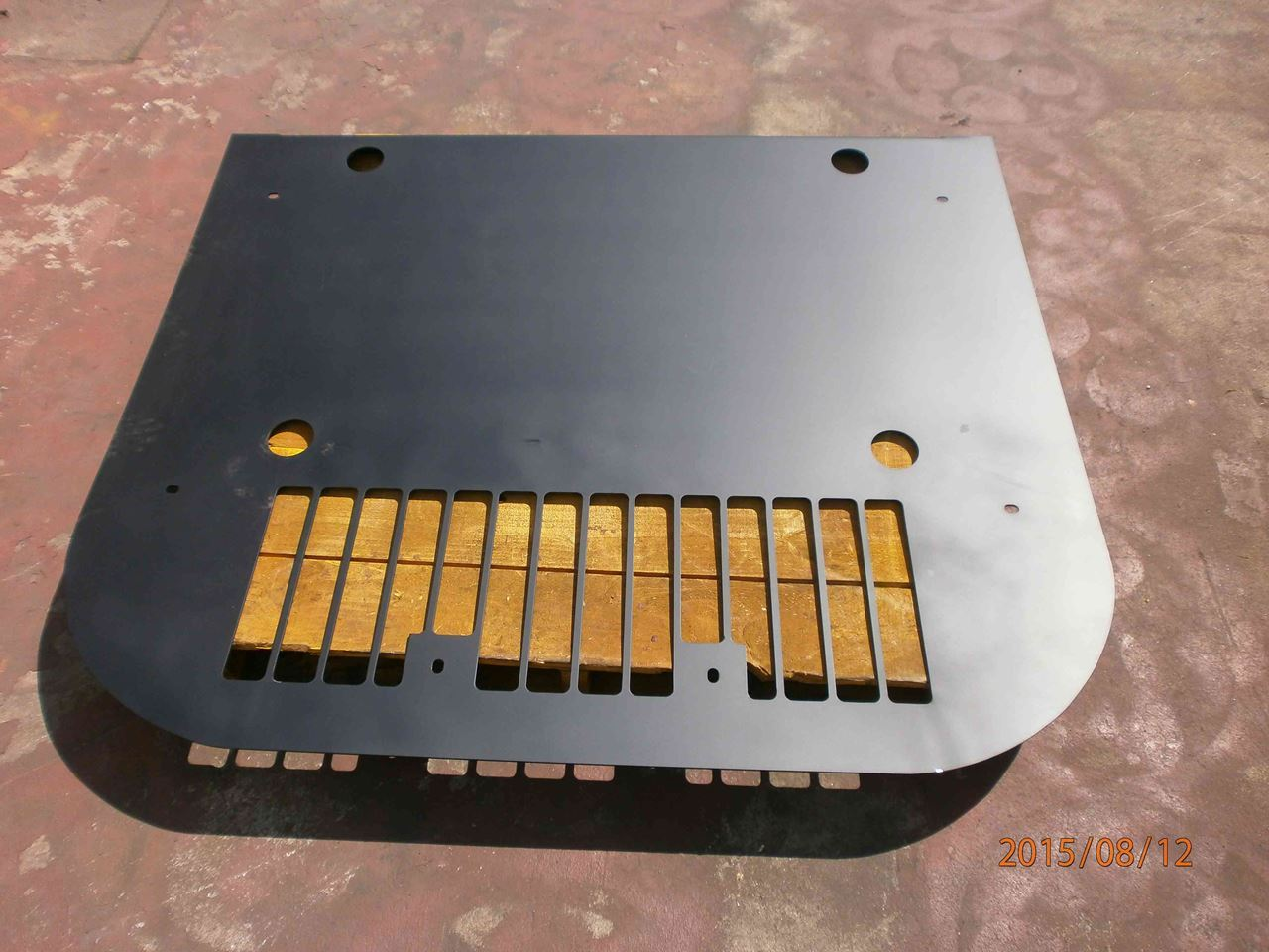 Picture of CAT Dozer D3G, D4G, D5G sweeps and guards