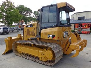 Picture of Dozer CAT D5K, D4K, D3K MS rippers