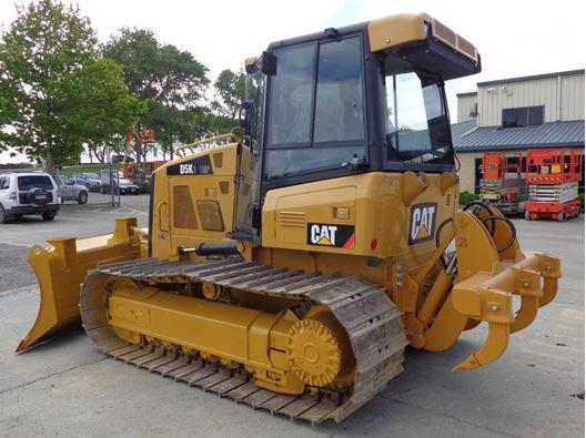 Dozer CAT D5K, D4K, D3K MS rippers For Sale NZ | Heavy Machinery