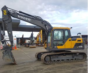 Picture of Volvo EC140DL