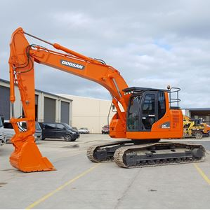 Picture of Doosan DX235LCR