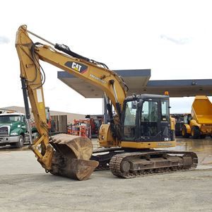 Picture of Caterpillar 314D LCR