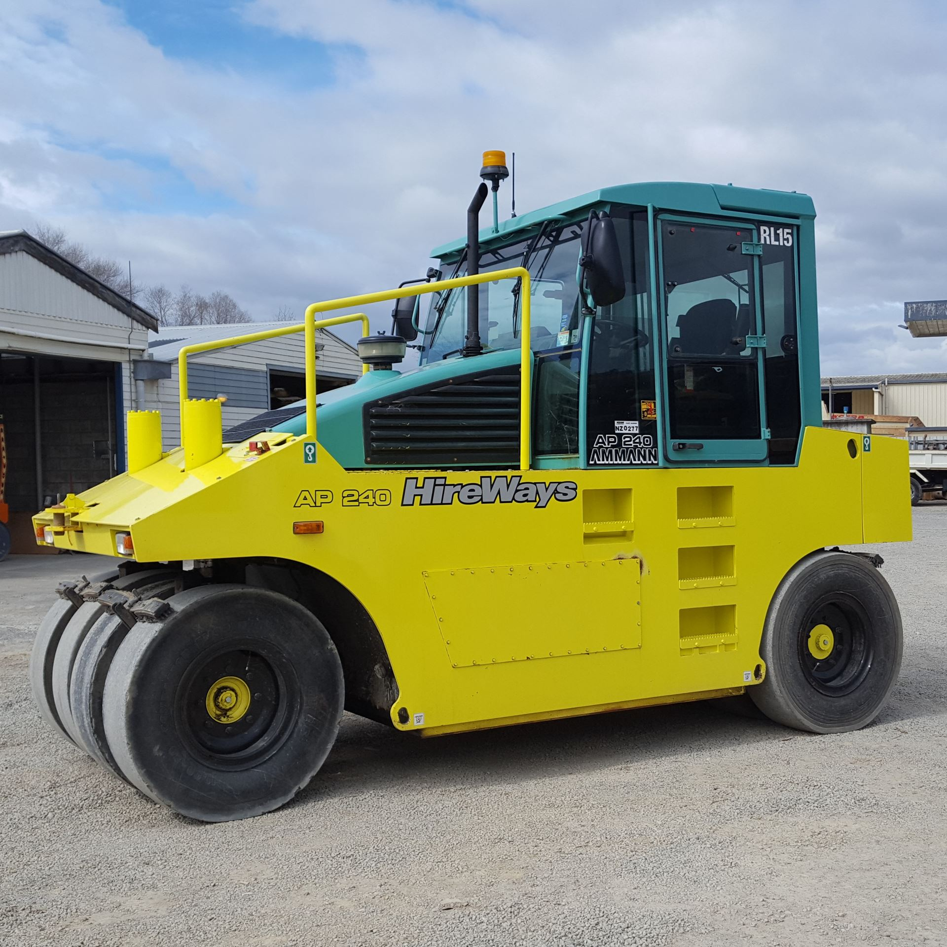 Picture of Ammann AP240 PTR