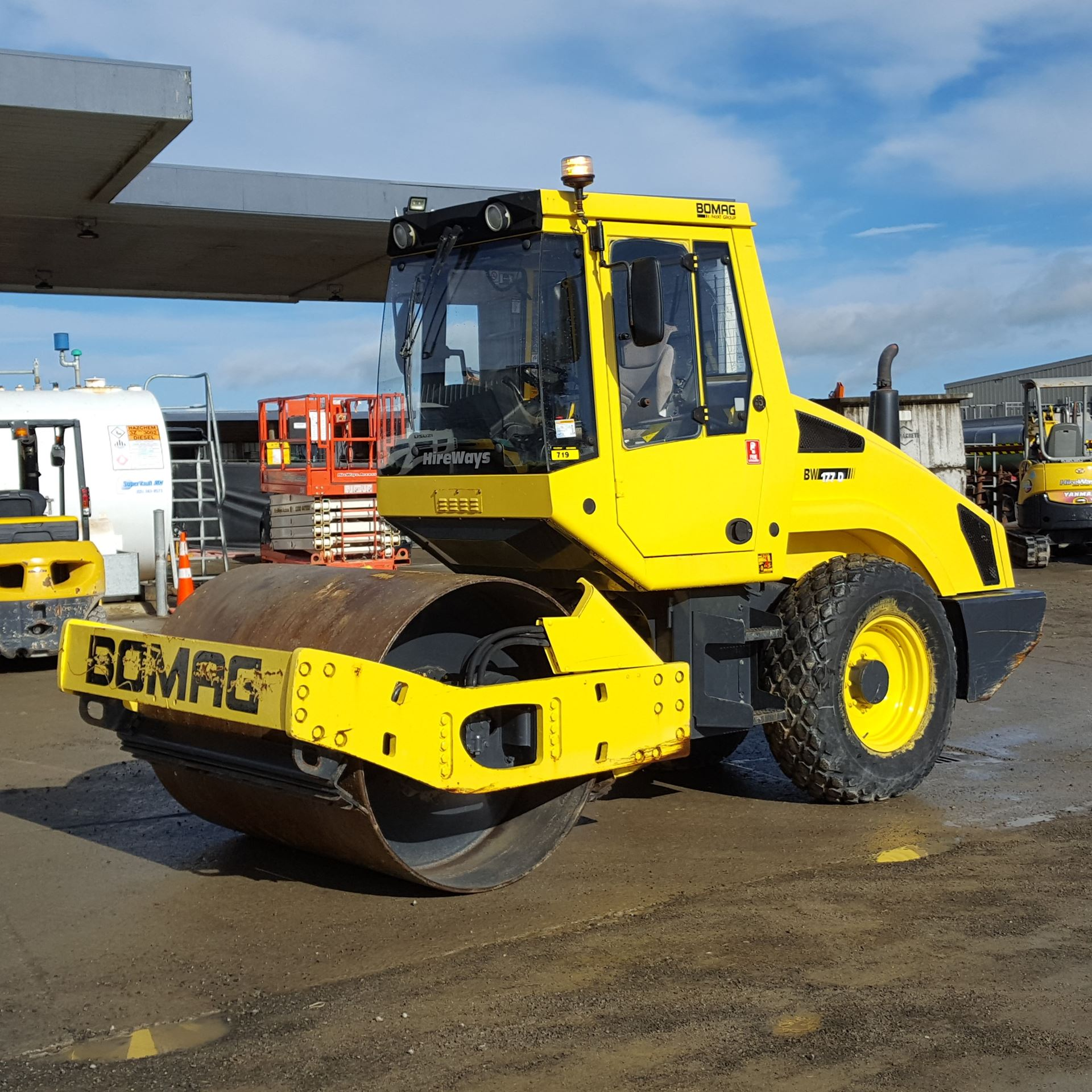 Picture of Bomag BW177D - 4