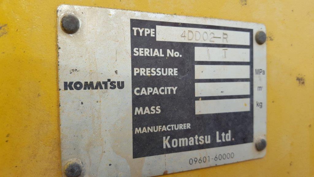 Picture of Komatsu D155AX - 7