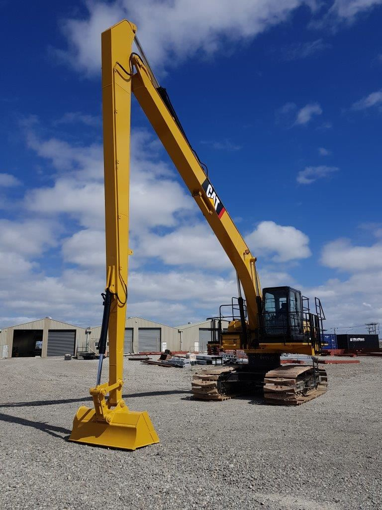 Picture of Caterpillar 329DL Long Reach