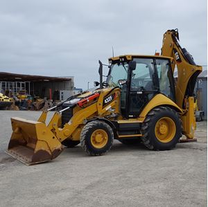Picture of Caterpillar 432F Backhoe For Sale