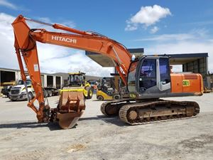 Picture of Hitachi ZX200-3
