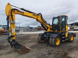 Picture of JCB Hydradig 110W