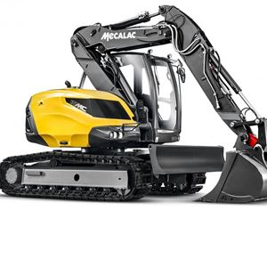 Picture for category Crawler Excavator