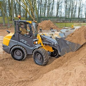 Picture for category Articulated Loaders
