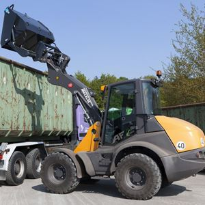 Picture for category Wheel Loaders