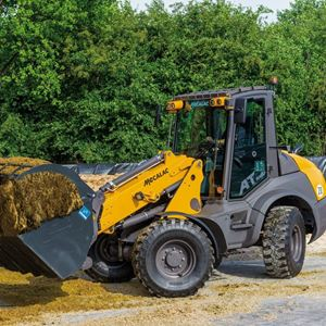Picture for category Telescopic Loaders