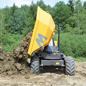 Picture for category Mecalac Dumpers